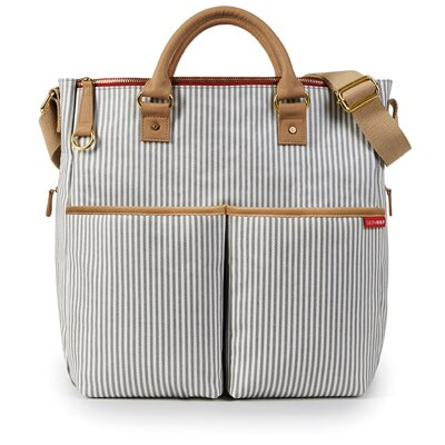 Skip Hop Taška Duo Deluxe French Stripe